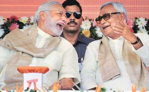 बिहार: नीतीश कुमार का मोदी को झटका, भाजपा छोड़ महागठबंधन के साथ जाएंगे