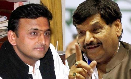 अपर्णा के बाद शिवपाल ने कहा-  नेताजी को वापस करो अध्यक्ष पद
