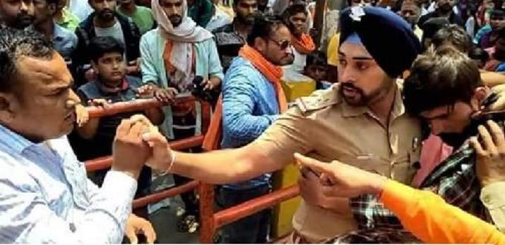 VIDEO: गगनदीप सिंह तुम्हारे जूनून को सलाम, नफरत की इस आंधी में प्रेम का दीप हो तुम