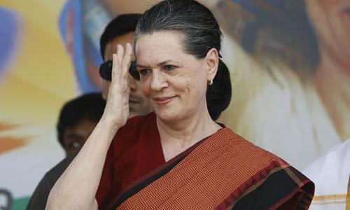 राहुल की अनुपस्थिति में सोनिया संभाल रहीं भारत बंद की कमान