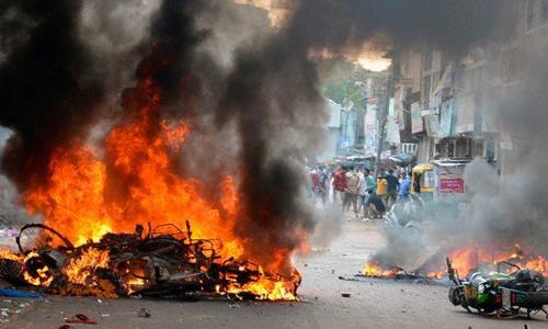 न्यू इंडिया: मोदी सरकार के 4 साल, दंगों की आग में जलता रहा देश, चार साल में हुए 2920 दंगे!