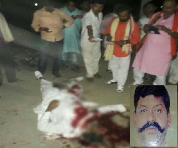 योगीराज में सपाइयों की हत्या का दौर शुरू, बलिया में सपा नेता की गोली मारकर हत्या: पढ़ें पूरी खबर