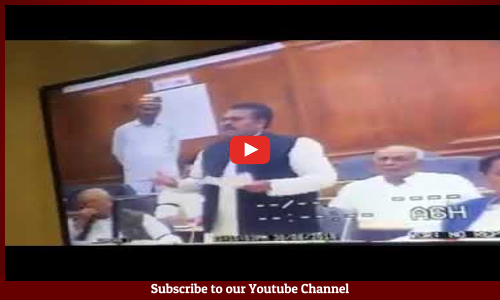 समाजवादी पार्टी MLC Dr राजपाल कश्यप ने सदन में उठायी SC/ST एक्ट पर आवाज़